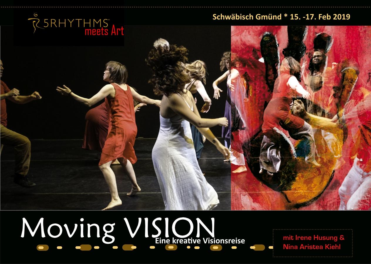 MovingVision Schwäbisch Gmünd 2019 Eine kreative Visionsreise